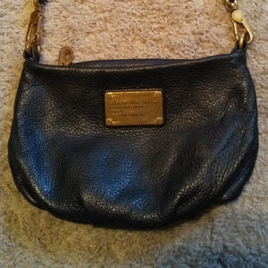 Marc by Marc Jacobs womens black crossbody bag